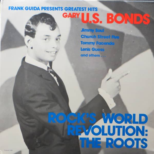 Frank Guida Presents Greatest Hits - Rocks World Revolution: The Roots