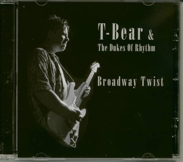 Broadway Twist (CD)