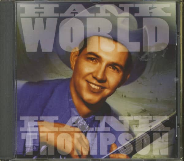 Hank World - Unissued World Transcriptions (CD)
