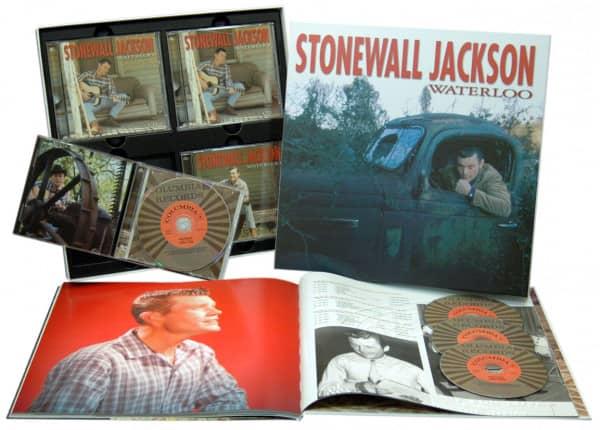 Waterloo (4-CD Deluxe Box Set)