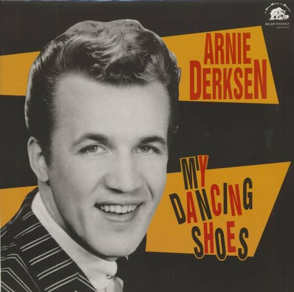 My Dancing Shoes (Vinyl)