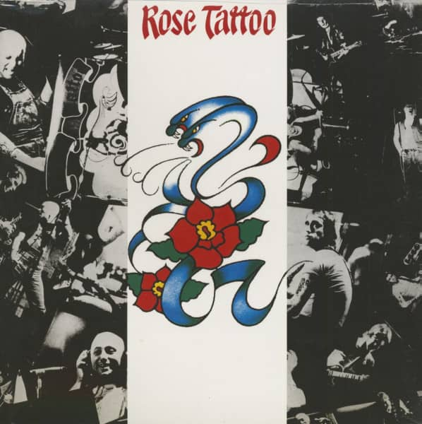 Rose Tatoo (LP, 180g Vinyl)
