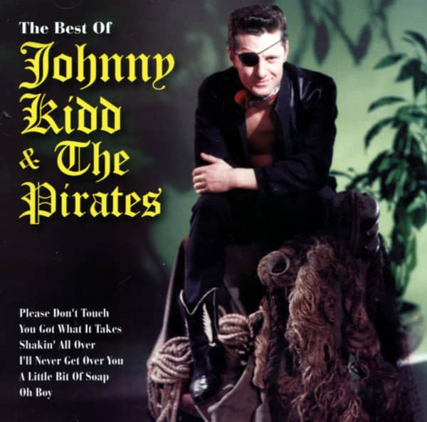 The Best Of Johnny Kidd & The Pirates (2-CD)