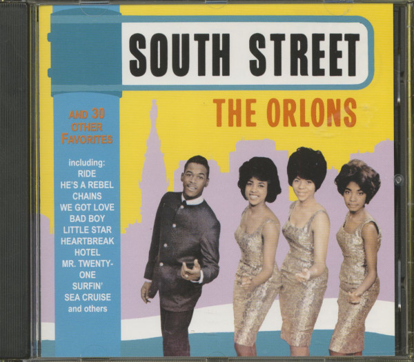 South Street And 30 Other Favourites (CD)