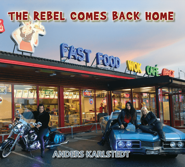 The Rebel Comes Back Home (LP)