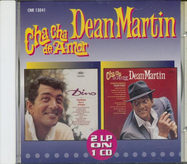 Cha Cha De Amor - Italian Love Songs (CD)