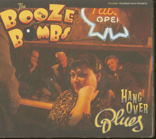 Hang Over Blues (CD)