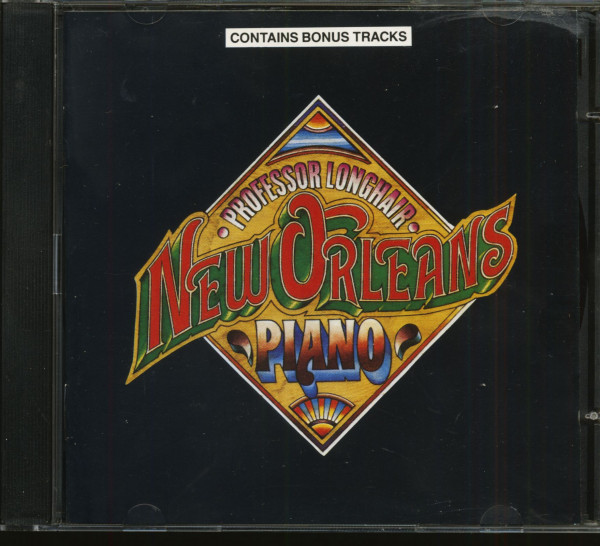 New Orleans Piano (CD)