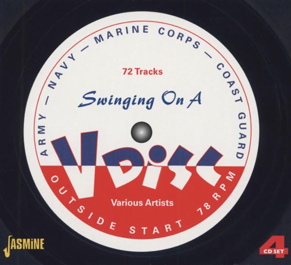 Swinging On A V-Disc (4-CD)