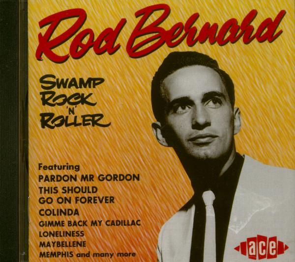 Swamp Rock & Roller (CD)