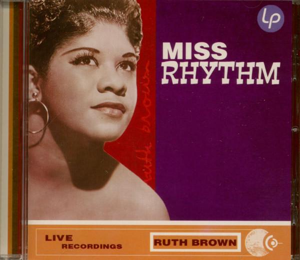 Miss Rhythm (CD)