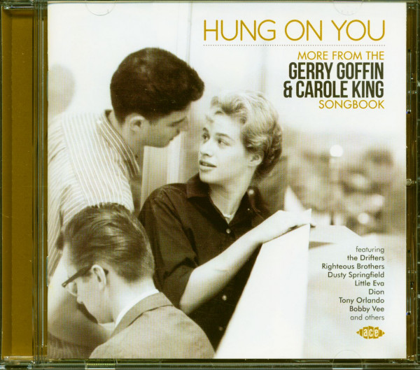 Hung On You - More From The Gerry Goffin & Carole King Songbook (CD)