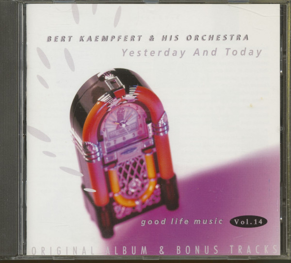 Yesterday & Today - Good Life Music, Vol.14 (CD)