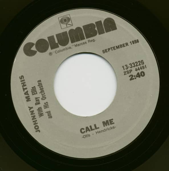 Call Me - What Will My Mary Say (7inch, 45rpm)
