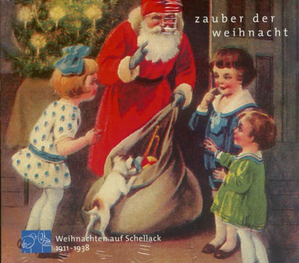 Zauber der Weihnacht - Weihnachten auf Schellack (CD)