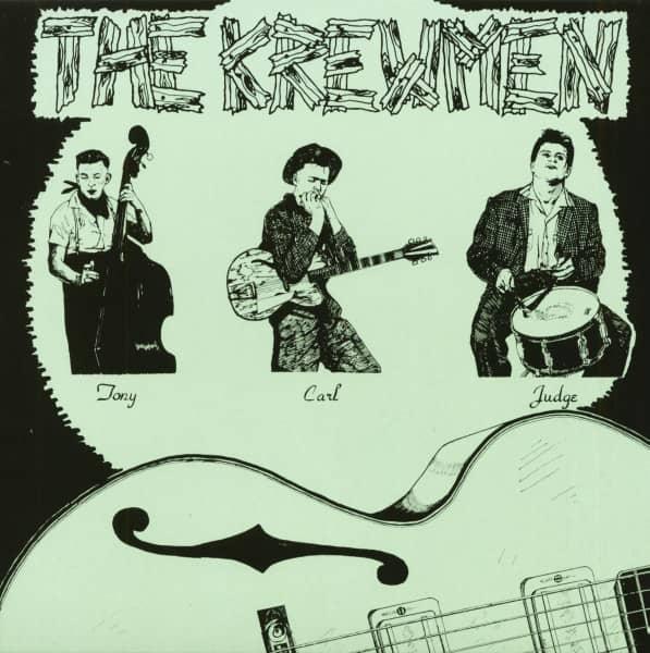 The Krewmen (feat. Carl Sonny Leyland) (LP)