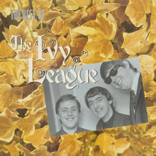The Best Of Ivy League (LP)