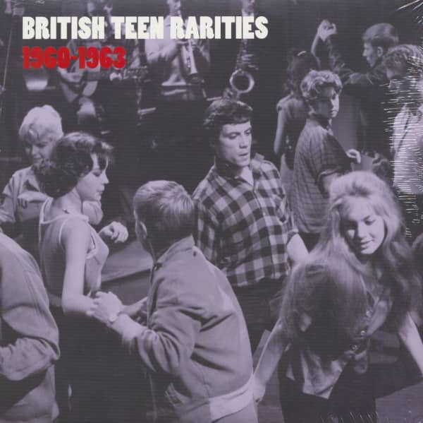 British Teen Rarities 1960-1963 (LP)