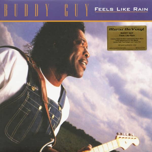 Feels Like Rain (LP, 180g Vinyl)