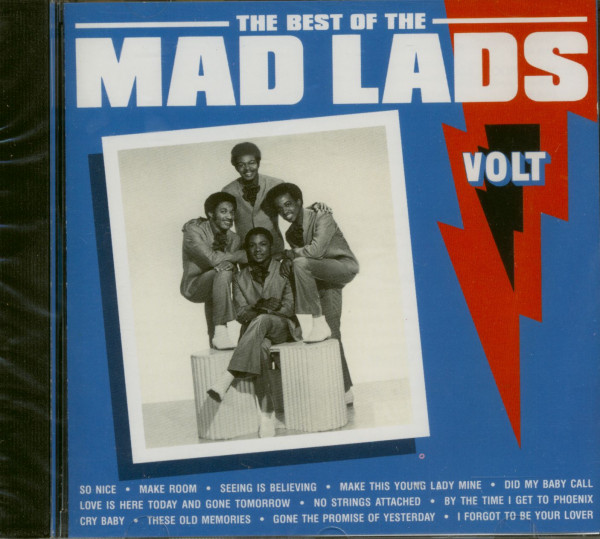 The Best Of The Mad Lads (CD)