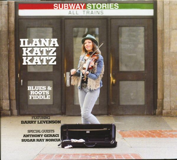 Subway Stories (CD)