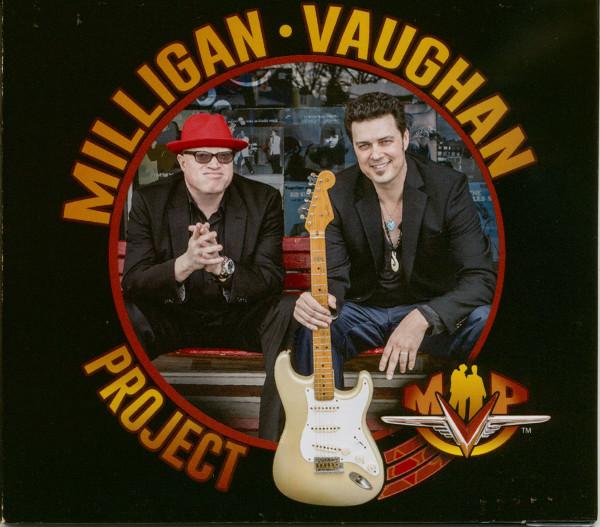 Milligan Vaughan Project (CD)