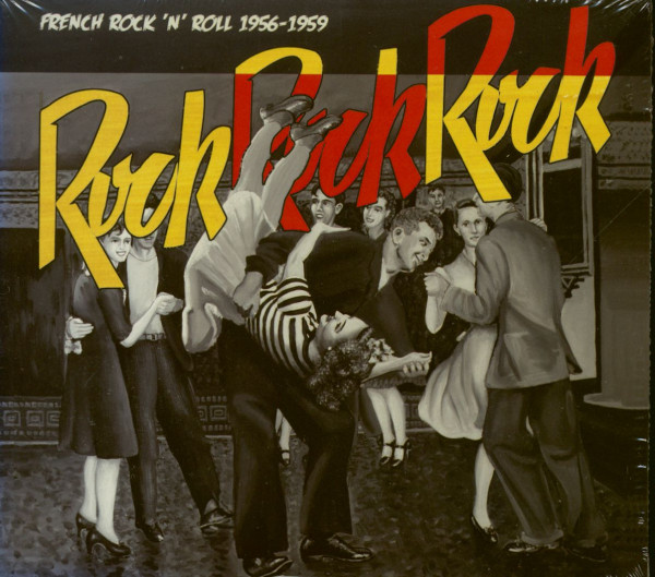 French Rock & Roll 1956-59 (CD)