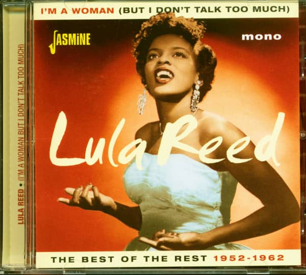 I'm A Woman (But I Don't Talk Too Much) (CD)