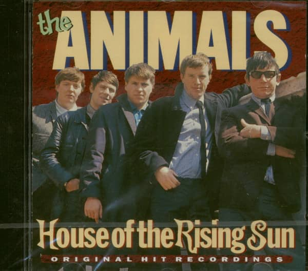 House Of The Rising Sun (CD)