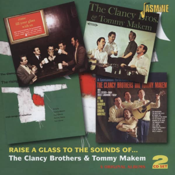 Raise A Glass To The Sounds Of (2-CD)
