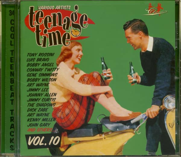 Teenage Time Vol.10 (CD)