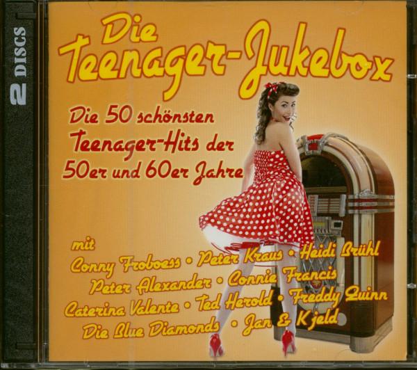 Die Teenager Jukebox (2-CD)