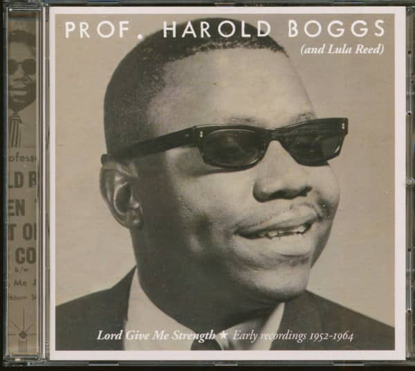 Lord Give Me Strength - Early Recordings 1952-1964 (CD)