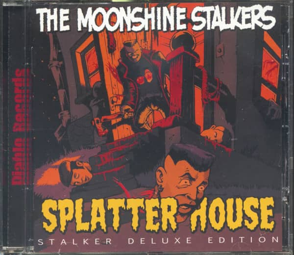Splatter House (CD)