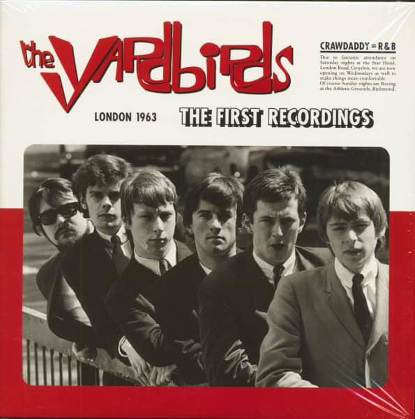 London 1963 - The First Recordings (LP, 180g Vinyl, 45rpm)