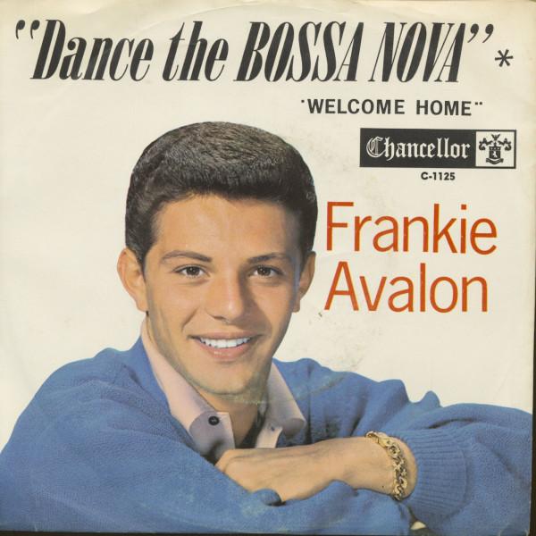 Dance The Bossa Nova - Welcome Home (7inch, 45rpm, PS)