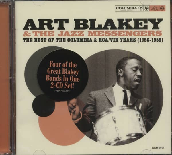 The Best Of The Columbia & RCA VIK Years (2-CD)