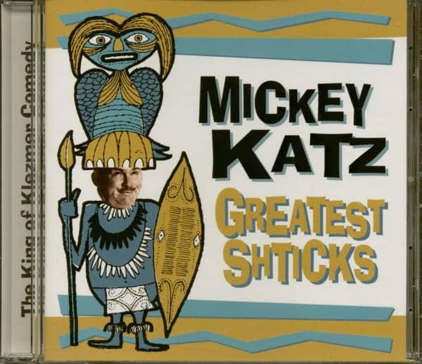 Greatest Shticks (CD)