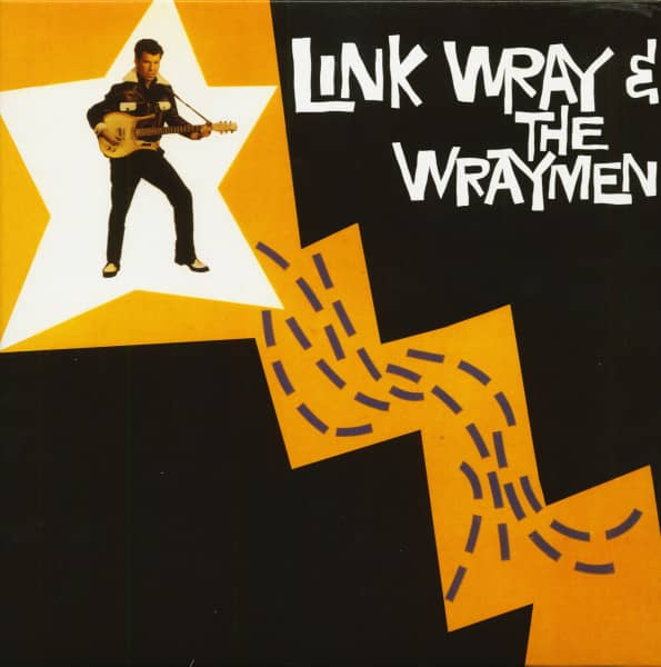 Link Wray & The Wraymen (LP)