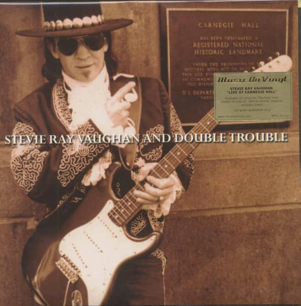 Live At Carnegie Hall (2-LP, 180g Vinyl)
