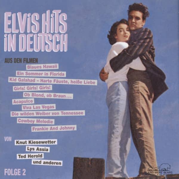 Elvis Hits in deutsch, Folge 2