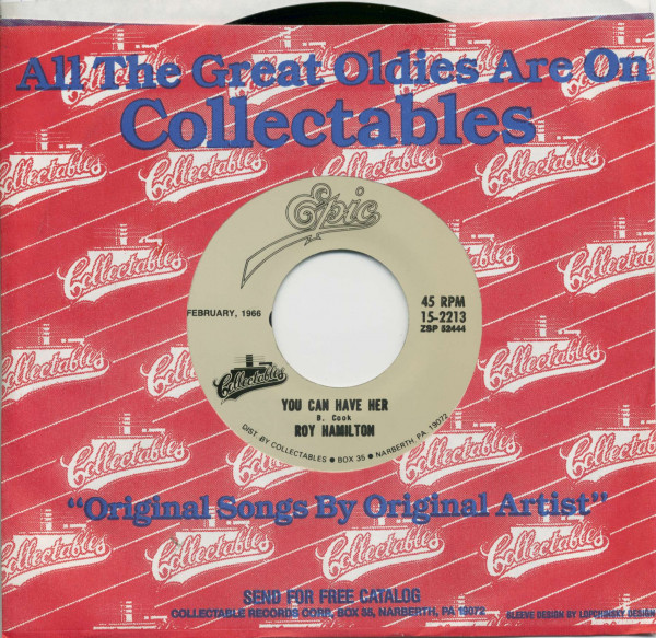 You Can Have Her - Ebb Tide (7inch, 45rpm, BC, CS)
