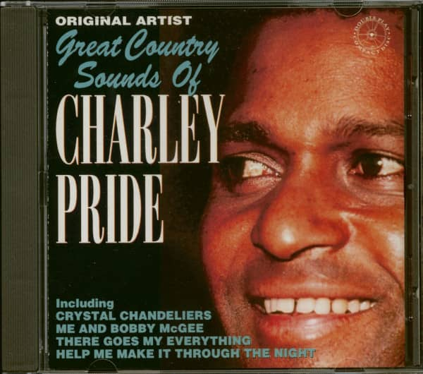 Great Country Sounds Of Charley Pride (CD)