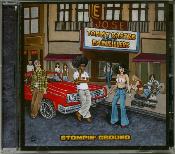 Stompin' Ground (CD)