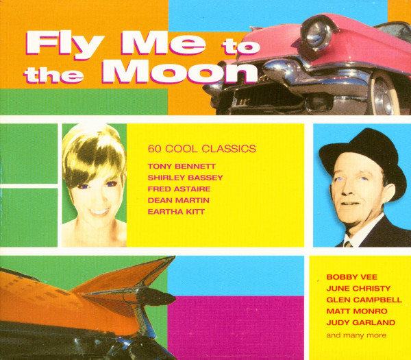 Fly Me To The Moon (3-CD)