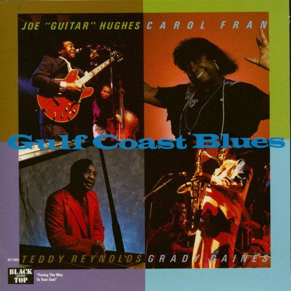 Gulf Coast Blues Vol.1 (CD)