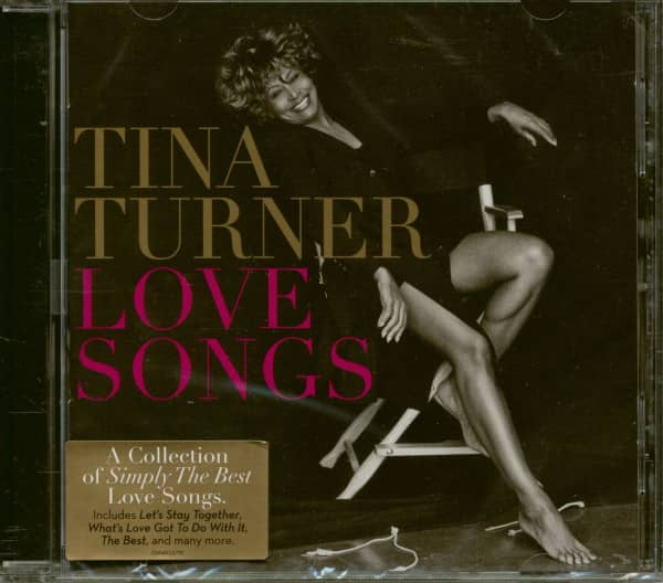 Love Songs - A Collection of 'Simply The Best' Love Songs (CD)