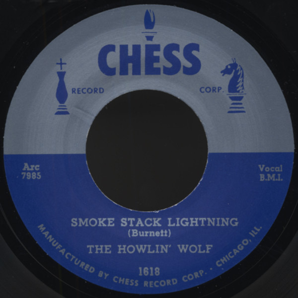 Smoke Stack Lightning b-w You Can't Be Beat 7inch, 45rpm