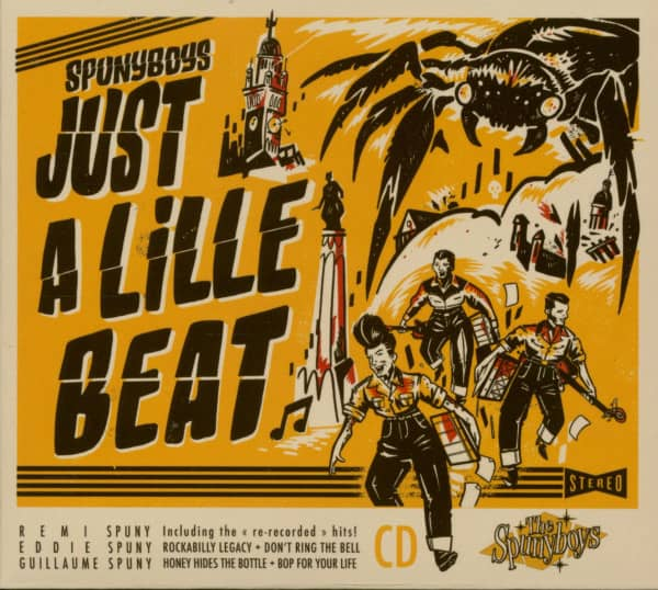 Just A Lille Beat (CD)