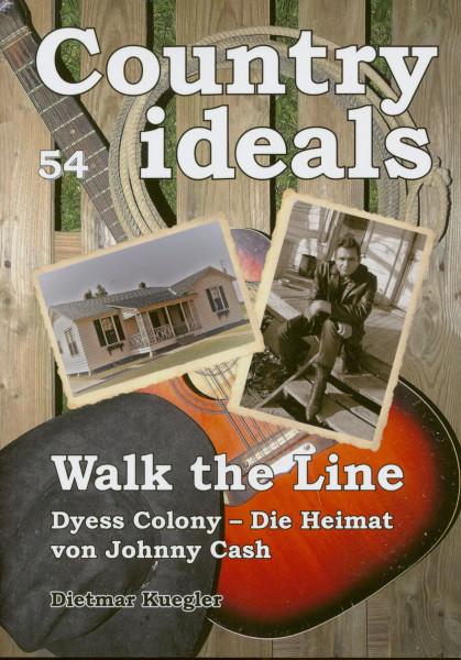 Walk The Line - Dyess Colony, Arkansas - Die Heimat von Johnny Cash